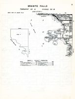 Granite Falls Township 2, Chippewa County 1955